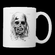 Tassen & Zubehör ~ Tasse ~ Zombie Design Tasse