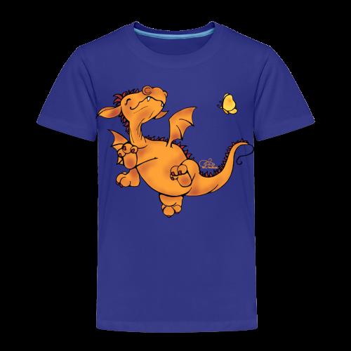 KinderShirt Flugdrache - Kinder Premium T-Shirt