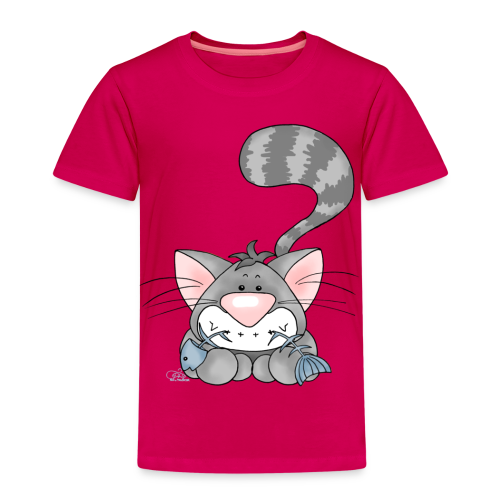 KinderShirt Mampfmietz - Kinder Premium T-Shirt