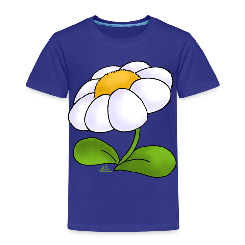 KinderShirt Blümschn - Kinder Premium T-Shirt
