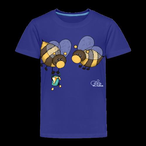 KinderShirt Hummelchen und Pummelchen - Kinder Premium T-Shirt