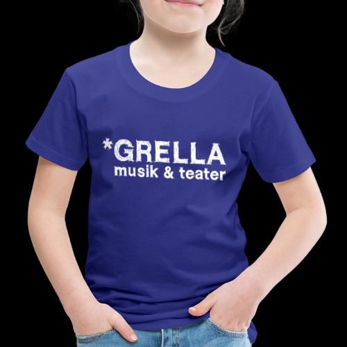 Grella musik & teater official kid-T - Premium-T-shirt barn