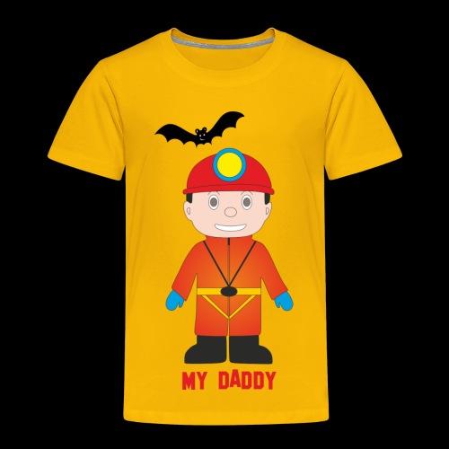 My_daddy - Maglietta Premium per bambini