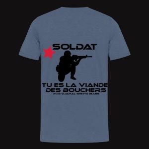 Soldat Sociopathe - T-shirt Premium Ado