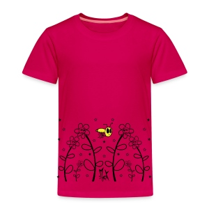 Little Flowers McKoy - Camiseta premium niño
