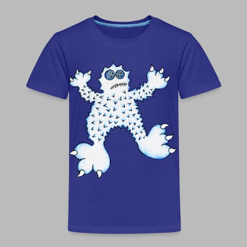 ABOMINABLE!  --------- (2yrs-8yrs) - Kids' Premium T-Shirt