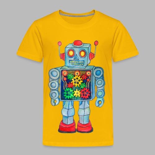 ROBOT  ----------- (2yrs-8yrs) - Kids' Premium T-Shirt