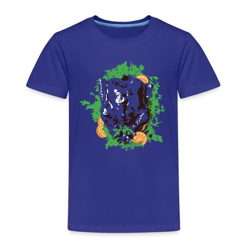 Chicken for kids - Kids' Premium T-Shirt