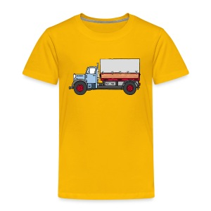 Mini-Trucker - Kinder Premium T-Shirt