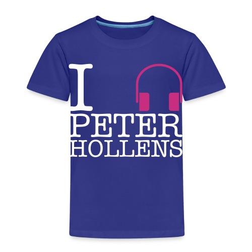 I listen to... - Kids' Premium T-Shirt