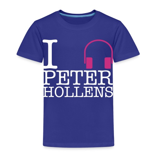 I listen to... - Kids' Premium T-Shirt
