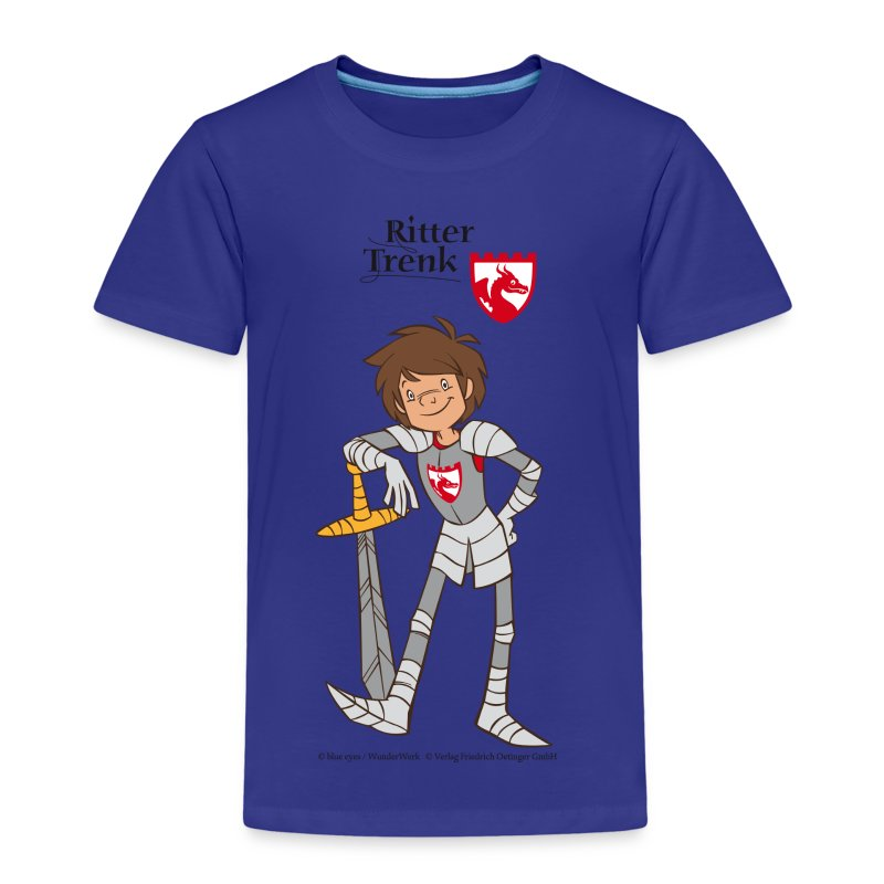 ritter trenk t shirt f r kinder t shirt spreadshirt. Black Bedroom Furniture Sets. Home Design Ideas
