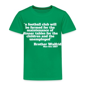 Brother Walfrid - Kids' Premium T-Shirt