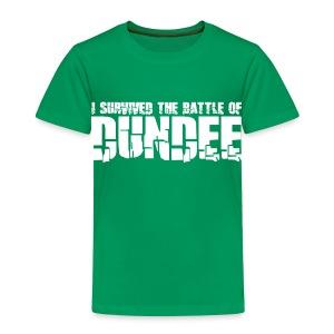 Battle of Dundee - Kids' Premium T-Shirt