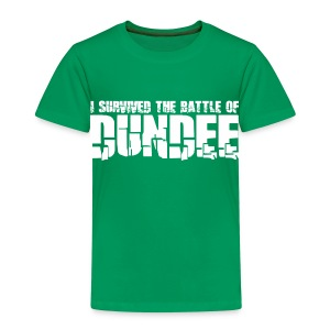Battle of Dundee - Kids' Premium T-Shirt