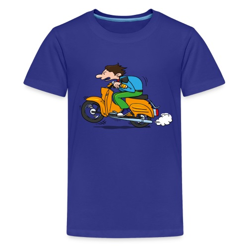 Schwalbe Wheelie Teenie-Shirt - Teenager Premium T-Shirt