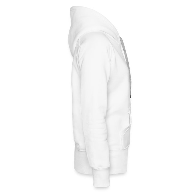 Womens Title Hoodie (White)