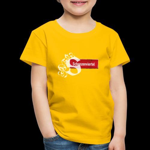 Romantik-Shirt Schanzenviertel - Kinder Premium T-Shirt