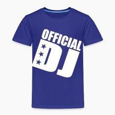 official DJ Shirts