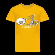 Tee shirts ~ T-shirt Premium Enfant ~ THE BIKE - ENFANT