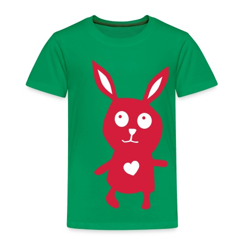 Hasen-Shirt - Kinder Premium T-Shirt