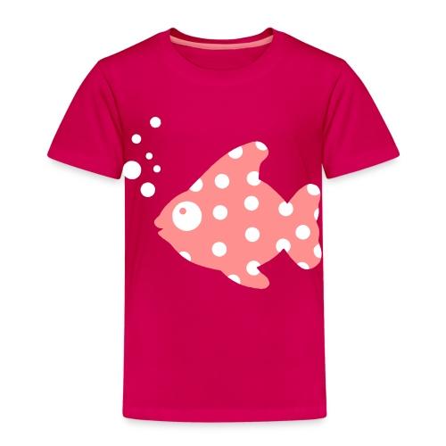 Fisch-Shirt - Kinder Premium T-Shirt