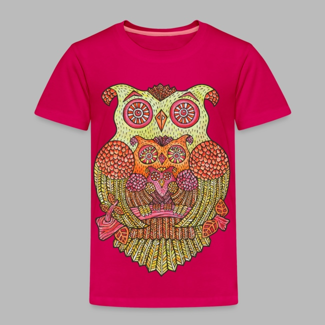 OWL FAMILY ----------- (2yrs-8yrs)