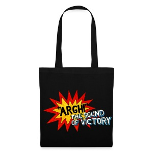 ARGH! The Sound of Victory Tote (Choose Colour - Tote Bag