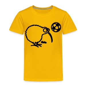 Children's Kiwi Football Shirt - Kids' Premium T-Shirt