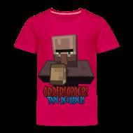 Shirts ~ Kids' Premium T-Shirt ~ Order! Order! Tape Recorder