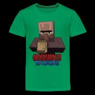 Shirts ~ Teenage Premium T-Shirt ~ Order! Order! Tape Recorder