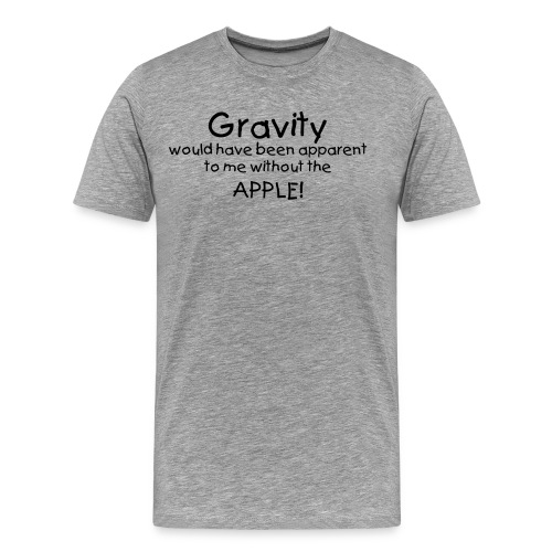 Gravity - Men - Men's Premium T-Shirt