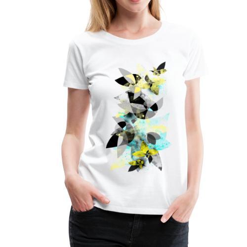 Geofoliage (Womens) - Women's Premium T-Shirt