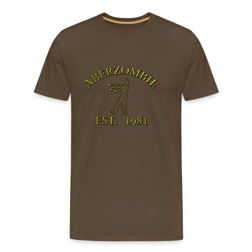 Aberzombie Men's classic T-Shirt - Men's Premium T-Shirt
