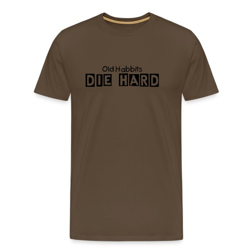 Die Hard - Men's Premium T-Shirt