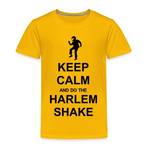 Keep Calm and Harlem Shake - Kids' Premium T-Shirt