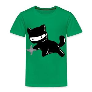 ninja kitten - Kids' Premium T-Shirt