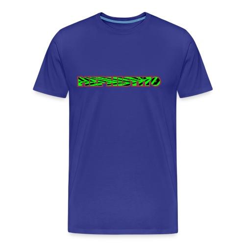 Mephistio dazzle v2 night - Männer Premium T-Shirt