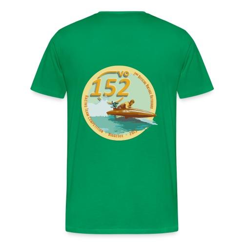 152VO Competition 2013 - Männer Premium T-Shirt