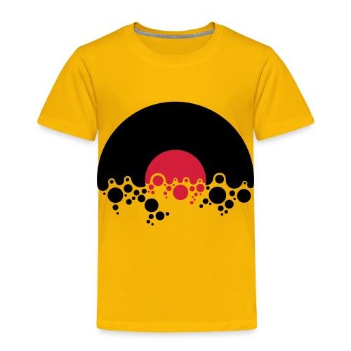 Retro Vinyl - Kinder Premium T-Shirt