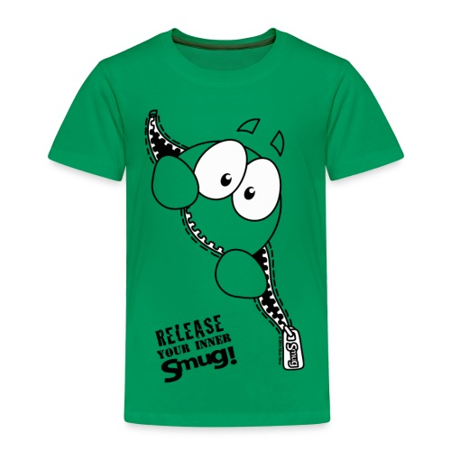 Release your inner Smug! - Kids' Premium T-Shirt