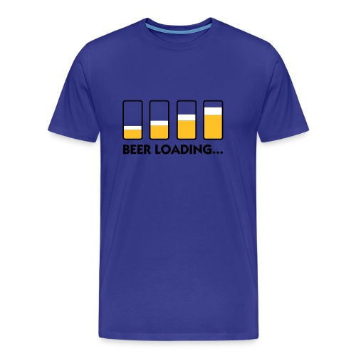 Beer Loading - Men's Premium T-Shirt