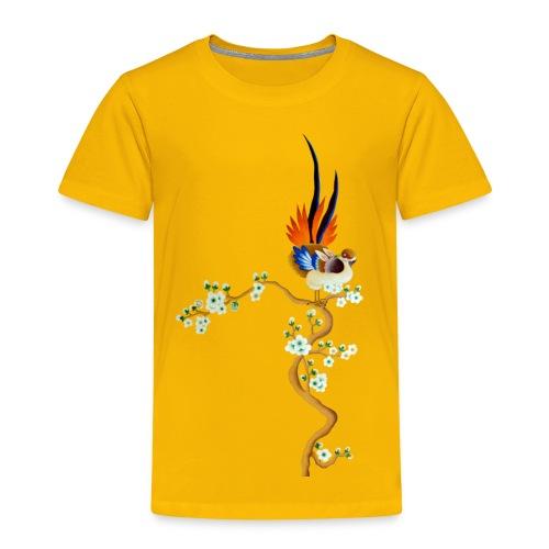 Tee shirt enfant Oiseau - T-shirt Premium Enfant