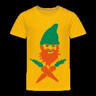 T-Shirts ~ Kinder Premium T-Shirt ~ Freibeuter Möhren Zwerg