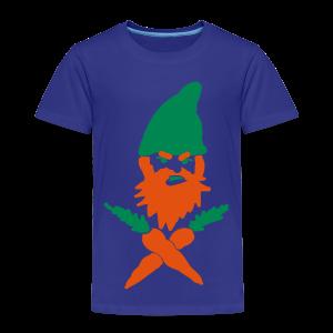 Freibeuter Möhren Zwerg - Kinder Premium T-Shirt
