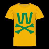 T-Shirts ~ Kinder Premium T-Shirt ~ Waldorf Freibeuter