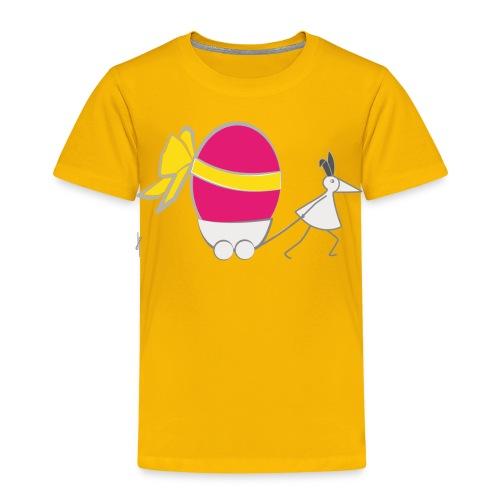 Oster-RUNNY-Shirt für Kleine - Kinder Premium T-Shirt