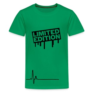 Limited Edition Teenage Shirt - Teenage Premium T-Shirt