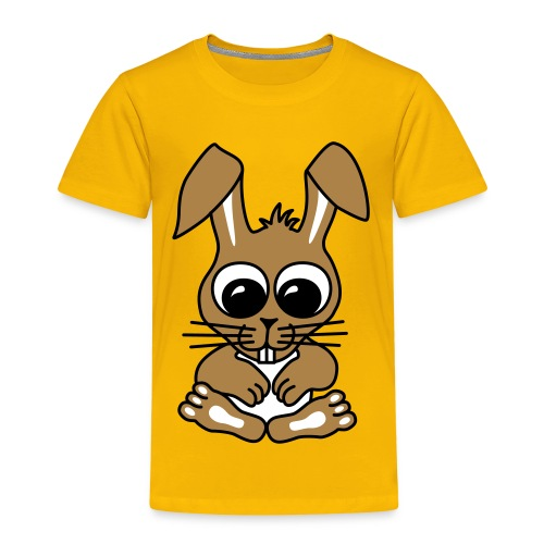 Süßer Hase - Kinder Premium T-Shirt