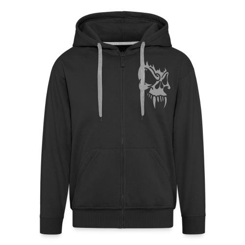 gangsta hoodie - Men's Premium Hooded Jacket